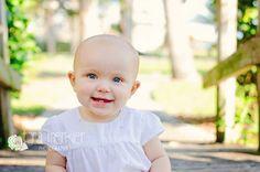 EMMA'S ONE YEAR SESSION – ORMOND BEACH, CHILDREN'S PHOTOGRAPHER, TARA MERKLER PHOTOGRAPHY