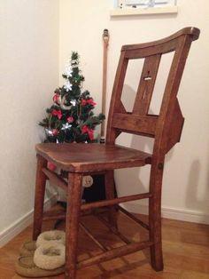 Church Chairs 【アンティーク】チャーチチェア1脚約イギリス100年前の椅子 インテリア 雑貨 家具 Antique ¥22000yen 〆06月19日