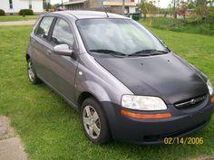 Chevrolet: Other Base Hatchback 4-Door 2008 chevrolet aveo gas saver 4 cylinder auto