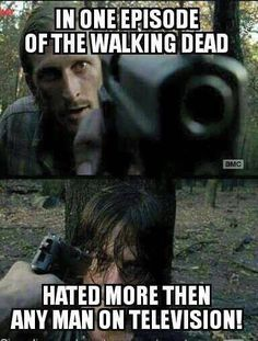 We've gathered all the best 'Walking Dead' memes, GIFs, and videos from across the internet in one place for you to enjoy. Walking Dead Funny, Walking Dead Zombies, Fear The Walking Dead, Walking Dead Quotes, Z Nation, Twd Memes, Funny Memes, Daryl Dies, Best Shows Ever