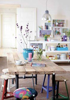 me encanta esta mesa...