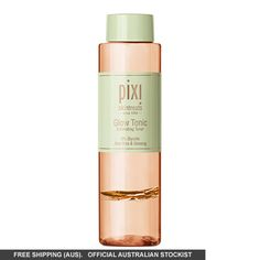 The exfoliating facial toner that started it all. Pixi Glow Tonic is a cult-classic with a huge following of loyal users.
