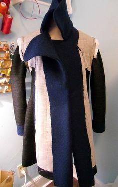 tailored inside of coat