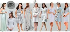 Despite her splashes of colour, the Duchess has made nude tones a trademark. From cream through to champagne, blush and white, neutrals account for 32 per cent of her wardrobe