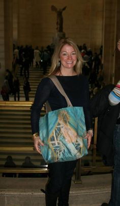 Brendyart Tote takes another trip to Paris!