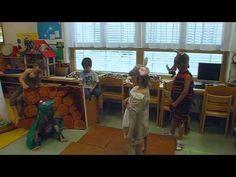Grüffelo Aufführung im Kindergarten - YouTube