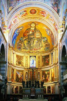 Duomo di Pisa, Tuscany #Italy