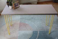 Mon joli bureau wax - Le Blog déco de MLC