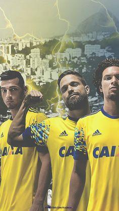 3o uniforme 2017/2018 #Flamengo