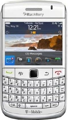 BlackBerry 9780 Bold locked Smartphone with 5 MP Camera, Bluetooth, 3G, Wi-Fi, and MicroSd Slot --T-Mobile Version with no Warranty (white) | Click pics for price. <3