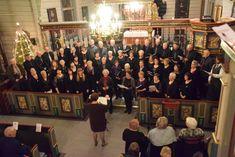 GARANTERT JULESTEMNING: Når Aure songlag inviterer til julekonsert i Aure kirke, følger det garantert med julestemning. Ikke minst når vi...