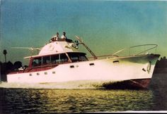 Awesome Classic 1959 42' Stephens Sport Fisherman