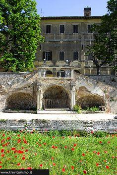 Ninfeo di Villa Fabri, Trevi, Umbria, Italy