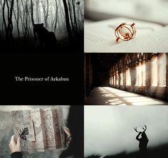 Harry Potter aesthetics: Yr 3