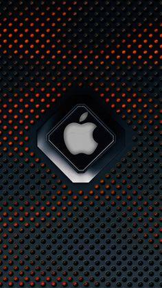 Iphone 7 Wallpaper Black 3d Apple An Apple A Day Iphone 7