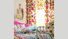 Ideal World. Childrens Printed Fabrics for Girls & Boys Bedrooms | Prestigious Textiles