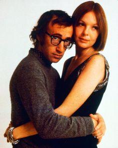 Woody Allen and Diane Keaton