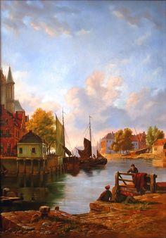 Holandia, Port