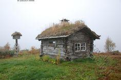 Vanha hirsimökki - mökki tupa vanha hirsi hirsimökki rakennus arkkitehtuuri…