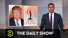 Watch the full episode online. Donald Trump defends attacks he made on a former Miss Universe's weight, Trevor looks back at Trump's history of sexism, and Reid Hoffman discusses the presidential election. Presidential Election, 2016 Election, Last Week Tonight, Trevor Noah, Double Down, The Daily Show, Comedy Tv, Comedy Central, Alicia Machado