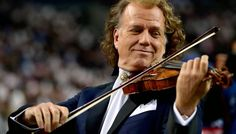 ANDRE RIEU FAN SITE THE HARMONY PARLOR: High Carnival Award For Rieu