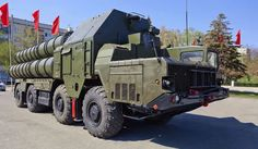 RUSSIA WILL BE DELIVERING S-300 MISSILES TO IRAN SHORTLY