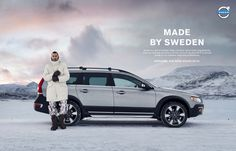 Forsman & Bodenfors — Volvo Cars Made by Sweden <br />feat. Zlatan #3
