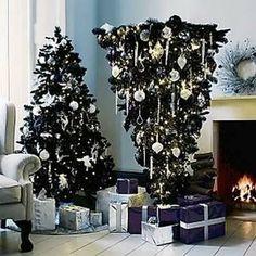 Upside Down Christmas Tree On Pinterest Themed Christmas