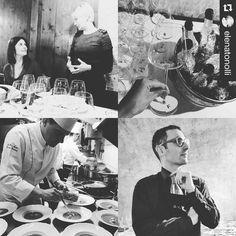 #Repost @elenatonolli  La battaglia dei vini al ristorante #leduespade di Trento! Due cantine trentine si sfidano accompagnando i piatti dello chef Federico Parolari!  Endrizzi vs Vallarom!  #winelover #instatrentino #leduespade #visittrento #instafood #foodgram #foodlover #endrizzi #vallarom #trentinofood #trentinowine #instamoment #instawine #instagood #beautyfood #latergram