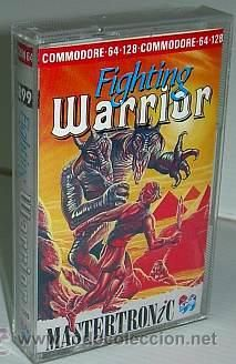 Fighting Warrior [Melbourne House] [1985] Mastertronic Plus [Commodore 64 C64 C128]