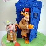 'Winnie the Who' Cake