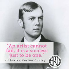 """An artist cannot fail, it is a success just to be one."" - Charles Horton Cooley  #art #artists #artplanet #artistsrunthisplanet #create #creativity #draw #paint #sketch #communicate #inspiration #motivation #upliftmankind #positivity #quotes #superartist #success #winning #youcandoit #nevergiveup #believe #love #truth #power #charleshortoncooley #cooley Never Give Up, Fails, Believe, Creativity, Sketch, Success, Positivity, Draw, Artists"