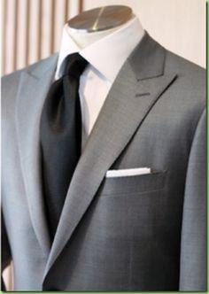Wedding suit (w/ darker grey) mikoclc