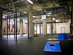CrossFit NYC in New York, NY — CrossFit gym — Best Gyms - Top 10 CrossFit Gyms in America - Men's Fitness