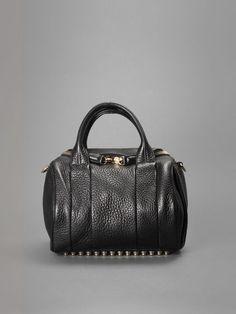 205160 001, alexander wang rockie bag