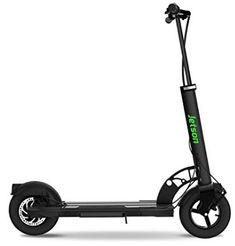 Jetson Breeze Folding Electric Scooter Black >>> You can find more details by visiting the image link. (This is an affiliate link) Best Electric Scooter, Kick Scooter, Look Good Feel Good, Rubber Tires, My Way, Stunts, Bike, Scooters, Breeze