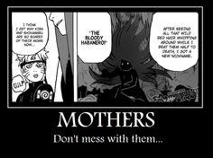 naruto s family | Naruto's Mom by ~kitsune-roka on deviantART