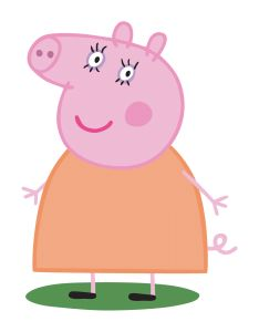 Image Peppa Pig, Peppa Pig Images, Peppa Pig Cartoon, Peppa Pig Teddy, Familia Peppa Pig, Peppa Pig Wallpaper, Papa Pig, Pig Png, Deco Fruit