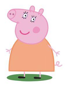Mummy Pig Peppa Pig Transparent PNG Image Peppa Pig can be a British isles toddler Image Peppa Pig, Peppa Pig Images, Peppa Pig Cartoon, Peppa Pig Teddy, Familia Peppa Pig, Peppa Pig Wallpaper, Papa Pig, Pig Png, Deco Fruit