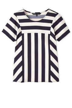 Marc by Marc Jacobs striped T-shirt