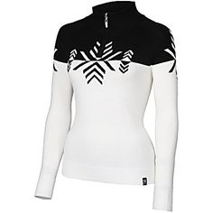 53874ce1be69 Neve Designs Natalie Zip Neck Womens Sweater 2013 Ski Sweater