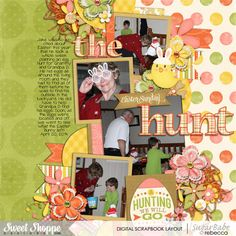 the hunt - Scrapbook.com