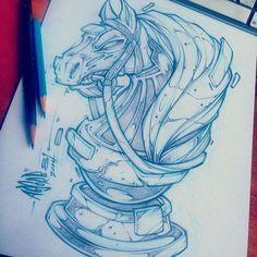Sketchy sketch sketch! tattoo art
