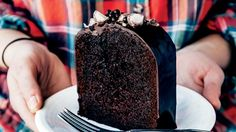Malted Chocolate Cake Recipe   Bon Appetit