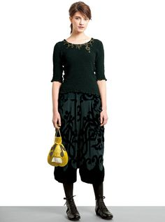 """This line brings joy to the wearers based on the concepts of """"light and compact, comfortable, easy styling, easy care and clothes that make life comfortable"""". Go To New York, Issey Miyake, Western Outfits, Cauliflower, Lace Skirt, One Piece, My Style, Womens Fashion, Norway"""