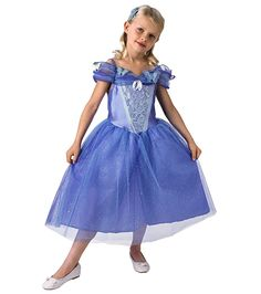 Costum Disney Cenusareasa film Live Action pentru copii