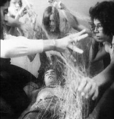 Lygia Clark - BABA ANTROPOFÁGICA, 1973