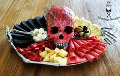 This recipe is one of my personal favorites and has been my go-to Halloween appetizer for years. Not only is it delicious, it's creepily realistic…so...