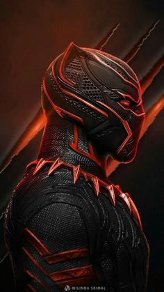 Black Panther Wallpapers - Marvel Wallpapers For iPhone/Andorid