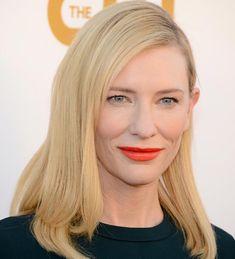 Valentine's Day Medium Hairstyles: Cate Blanchett Medium Hair   #hairstyles #hair